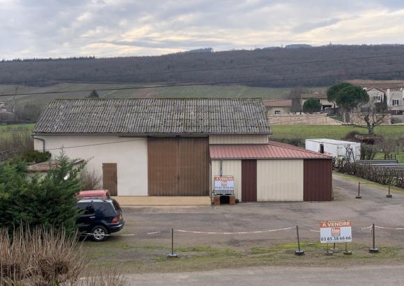 A VENDRE ST GENGOUX DE SCISSE - Local artisanal