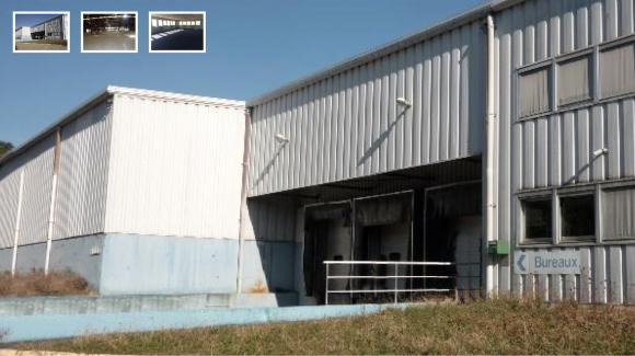 A VENDRE MACON NORD - Local industriel - Plateforme logistique